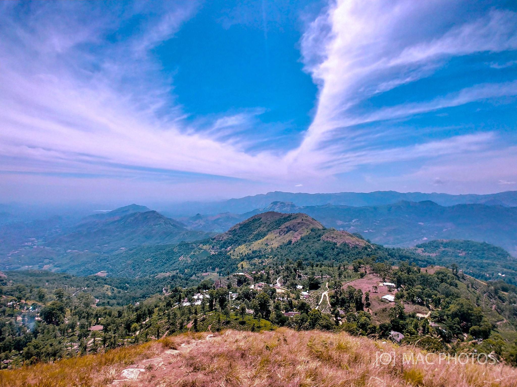 Trekking Narangala Sri Lanka