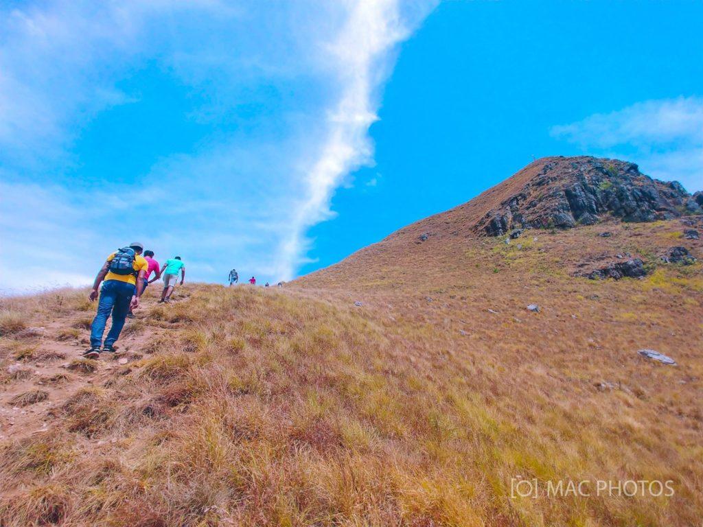 Narangala Hike Sri Lanka